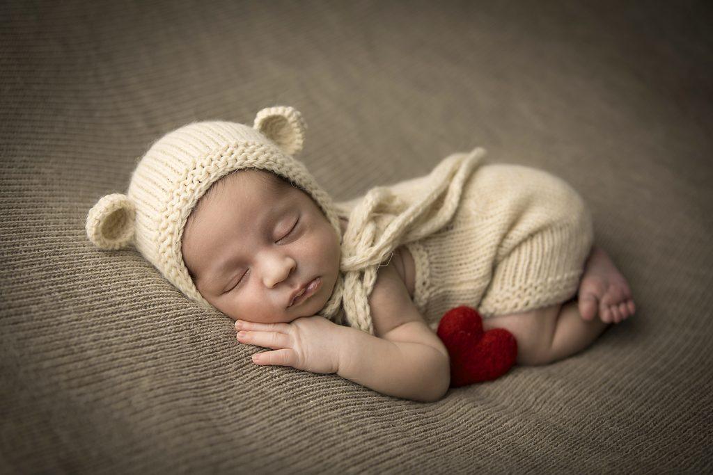 ritratto neonato