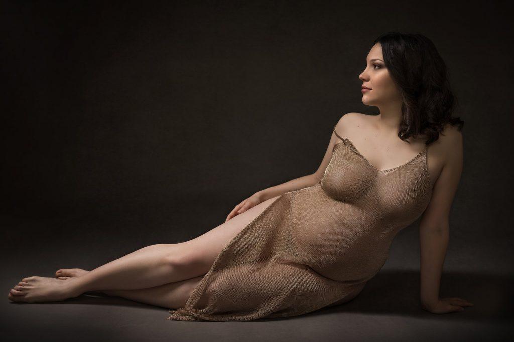 ritratto gravidanza